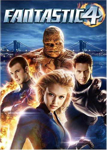 Fantastic Four (2005),bộ tứ siêu đẳng 1,2